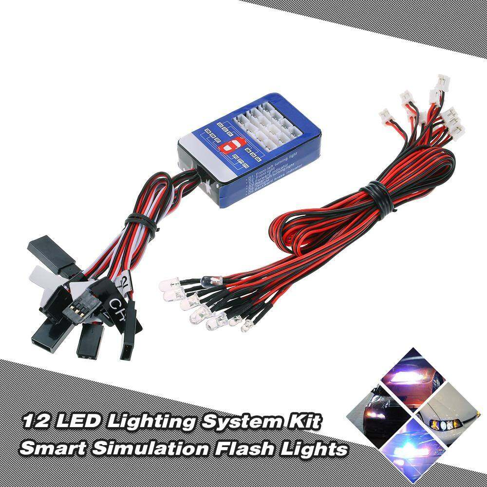Buy Sell Cheapest Tamiya 1 12 Best Quality Product Deals Scale Kits Ducati Desmosedici Led Lighting System Kit Steering Brake Smart Simulation Flash Lights For Axial Rc4wd Models Traxxas