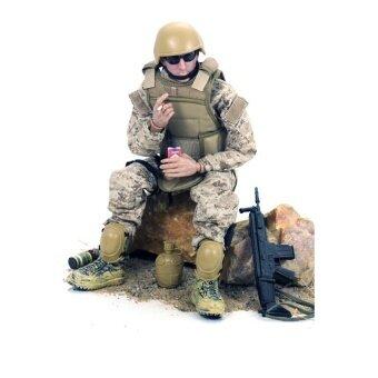 12 X9D Poseable Terbaru 1:6 Penyangga Bendable Soldier Tokoh Model Mainan (Angkatan
