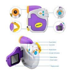 1.5 Inci 5 Megapixel High-Definition Kamera Jaringan Foto Digital Camcorder