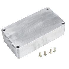 b364e879e8 1590B Style Effects Pedal Aluminum Stomp Box Enclosure for Guitar Malaysia