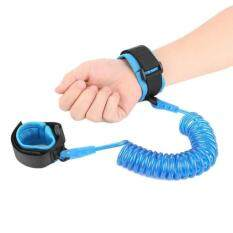 1.5m Adjustable Kids Safety Anti-lost Wrist Link Band Children Bracelet Wristband Baby Toddler