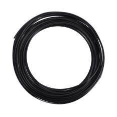 1.75 mm 5 meter PLA Print Modeling Filament for 3D Drawing Printer Pen(Black)