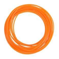 1.75 mm 5 meter PLA Print Modeling Filament for 3D Drawing Printer Pen(Orange)