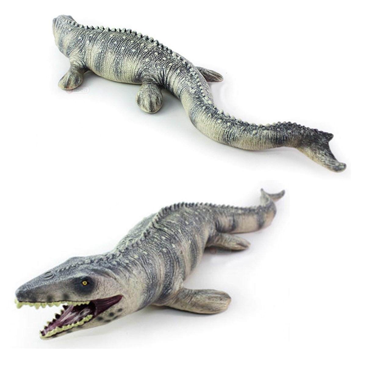 Where Can You Buy 17 72 Lifelike Shape Animal Mosasaurus Dinosaur Model Cretaceous Period Kid Toy Intl