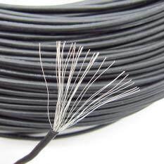 1 M Silikon Kawat Silika Kabel GEL 10 12 14 16 18 20 22AWG Tahan Panas