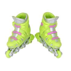 ... Sepatu Roda Anak. 1Pair Finger Roller Skates Sport Games Kids Gift 0ebb2cf447