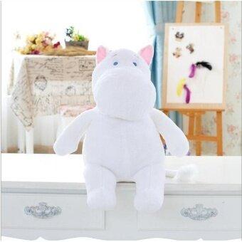"1 Pcs 24 ""Asli 60 Cm Moomin Hippo Mewah Mainan Boneka Boneka Kecil Pupuk  Valentine Park Musim Semi Bom- internasional 939e74e7c1"