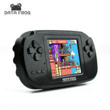 2017 NEW HOT Childhood Classic Game With 168 Games 3.0 Inch 8-Bit PVP Portable Handheld Game Console