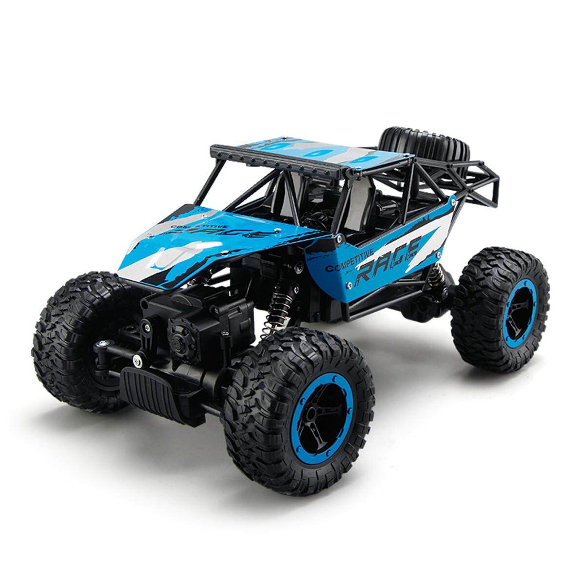 2.4G Remote Control 4WD 1:14 RC Monster Truck Off-Road Vehicle Buggy