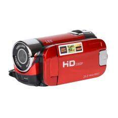 2.7 Inch TFT LCD Kamera Digital HD Anti-Shake Video Camcorder Nyaman