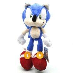 27Cm Kids Toys Sonic The Hedgehog Plush Toy Cute Sonic Plushr Dollsoft Stuffed Toys For Children