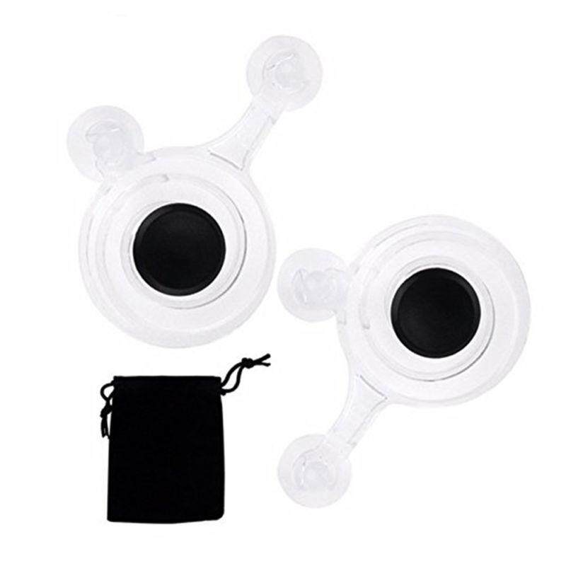 Hình ảnh 2Pcs Zero Any Touch Screen for Mobile Phone Arcade Game Control Tablet Joystick - intl