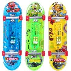 2xmini Skateboard Toys Finger Board Tech Deck Children Gifts By Welcomehome.