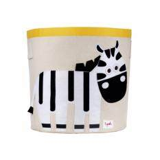 3 Sprouts Storage & Toy Organizer / Storage Bin Series A (d1-Zebra) By Escooper Retail.