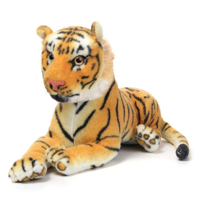 Giant Tiger Plush Toy Image Of Tiger Stateimage Co