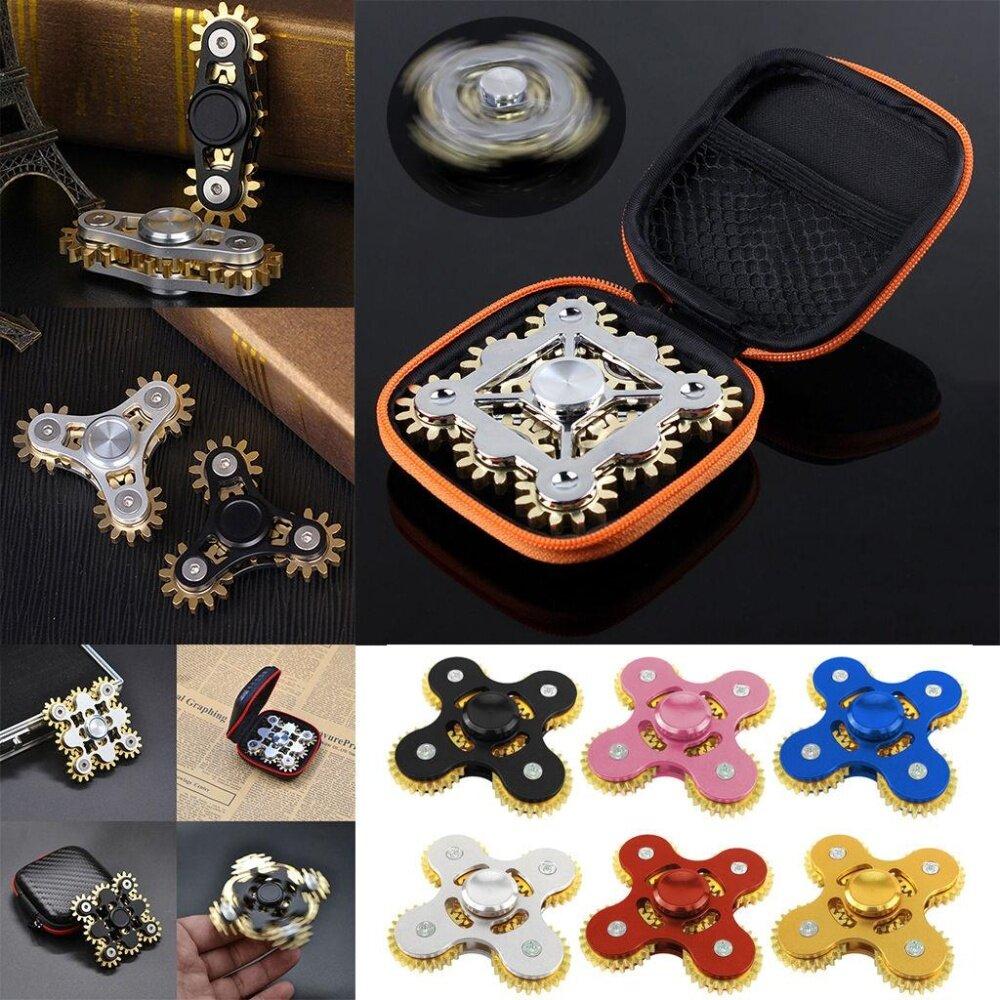 Fidget Spinner 9 Gear Full Besi Babet Spec Dan Daftar Harga Sohoku Mainan Anti Stress Model Batman Rp 483000