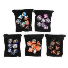 35X Polyhedral Dice Set for Dungeons and Dragons D20 D12 D10 D8 D6 D4 Games