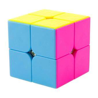 Harga Penawaran 360DSC 2015 Newest Yongjun YJ Yupo 2x2x2 Stickerless Magic Cube Competition Speed Cube -
