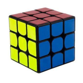 Harga preferensial 360DSC GuoGuan YueXiao 3x3x3 Speed Cube - Black terbaik murah - Hanya Rp241.