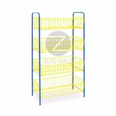 4 Layer Multi-Function Cloth Rack - 664 By Kitchen Z.