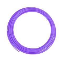 5 meter 1.75 mm PLA Print Modeling Filament for 3D Drawing Printer Pen(Purple)
