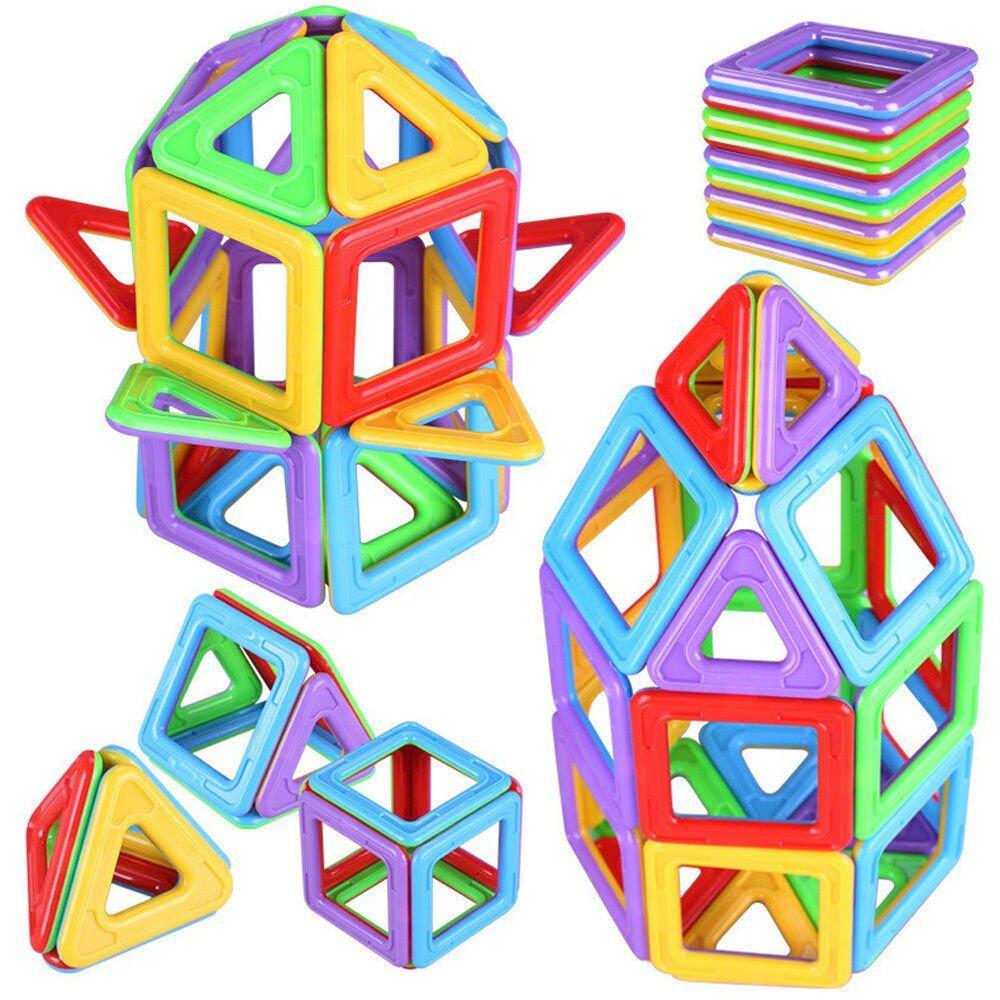 5 Pcs/lot Melengkung Blok Pengganti Dalam Jumlah Besar Terjemahan Magformers Bangunan Bata Mainan Bagian