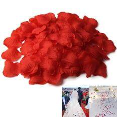 Home artificial flowers plants buy home artificial flowers 500pcs simulation silk rose petals for wedding decor party bright red new junglespirit Gallery