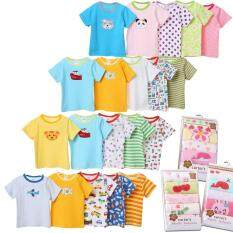 5pcs Baby Boys Carters T-Shirt (random Design)-6months By My Top Shop.