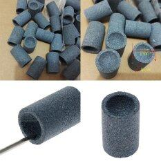 5pcs Round Dart Sharpening Sand Stone Dart Brokers For Steel Tip Point Needle By Mimar Upup.