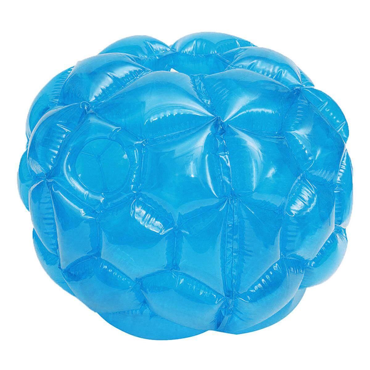 Hình ảnh 60cm Kids Body Inflatable Bumper Football PVC Zorb Ball Bubble Soccer Balls - intl