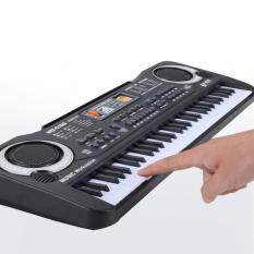 61 Keys Digital Music Electronic Keyboard Key Board Electric Piano Kids Gift New By Bsex.