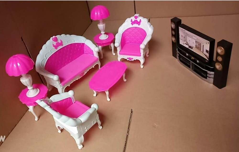 Dollhouse Furniture for sale - Dollhouse Accessories online brands ...