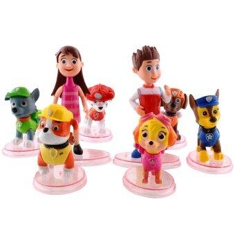 ... Mainan Anak 6 Pcs. Source · 12 Buah Cakar . Source · Movie 12Pcs Paw Patrol Marshall Rocky Skye Figure Baby Toys GiftA61 SetMYR96. MYR 97