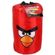 Angry Birds Slumber Bag Red Backpack Sleeping Set By Buyhole.