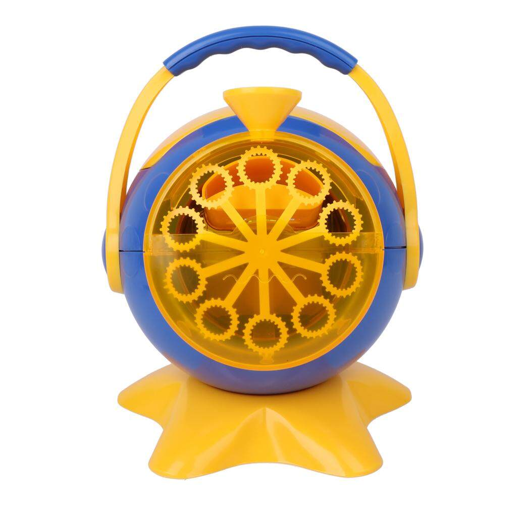 Price Comparisons For Automatic Bubble Machine Blower Maker Kids Children Octopus Shape Parties Toys Intl