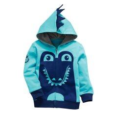 Baby Boys Jacket Kids Child Coat Hoodie Spring Autumn Clothes Outerwear Long Sleeve – C By Mile International Store