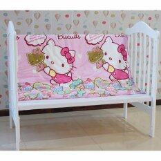 Baby Cot Hello Kitty Bedding Set (60x120cm) Comforter Only By Queens Baby House.