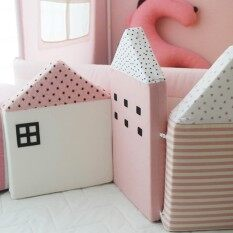 Baby Cotton Decorative Mattress Baby Fence Wall Decoration Protection Pad Baby Furniture Bed Rails By Wonderful U Store.