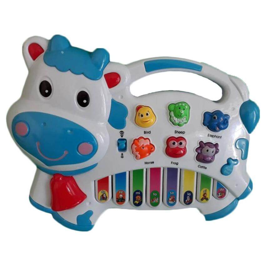 Baby Early Learning Piano WIth Music & Animal Sounds