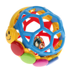 Baby Einstein Bendy Ball Toddlers Fun Multicolor Activity Educational Toys By Welcomehome.