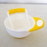 Baby Food Grinding Bowl Dish Children Handmade Grinding Supplement Mill Kids New image on snachetto.com