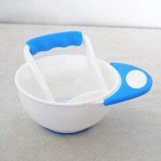 Baby Food Grinding Bowl Dish Children Handmade Grinding Supplement Mill Kids New By Lightnice.
