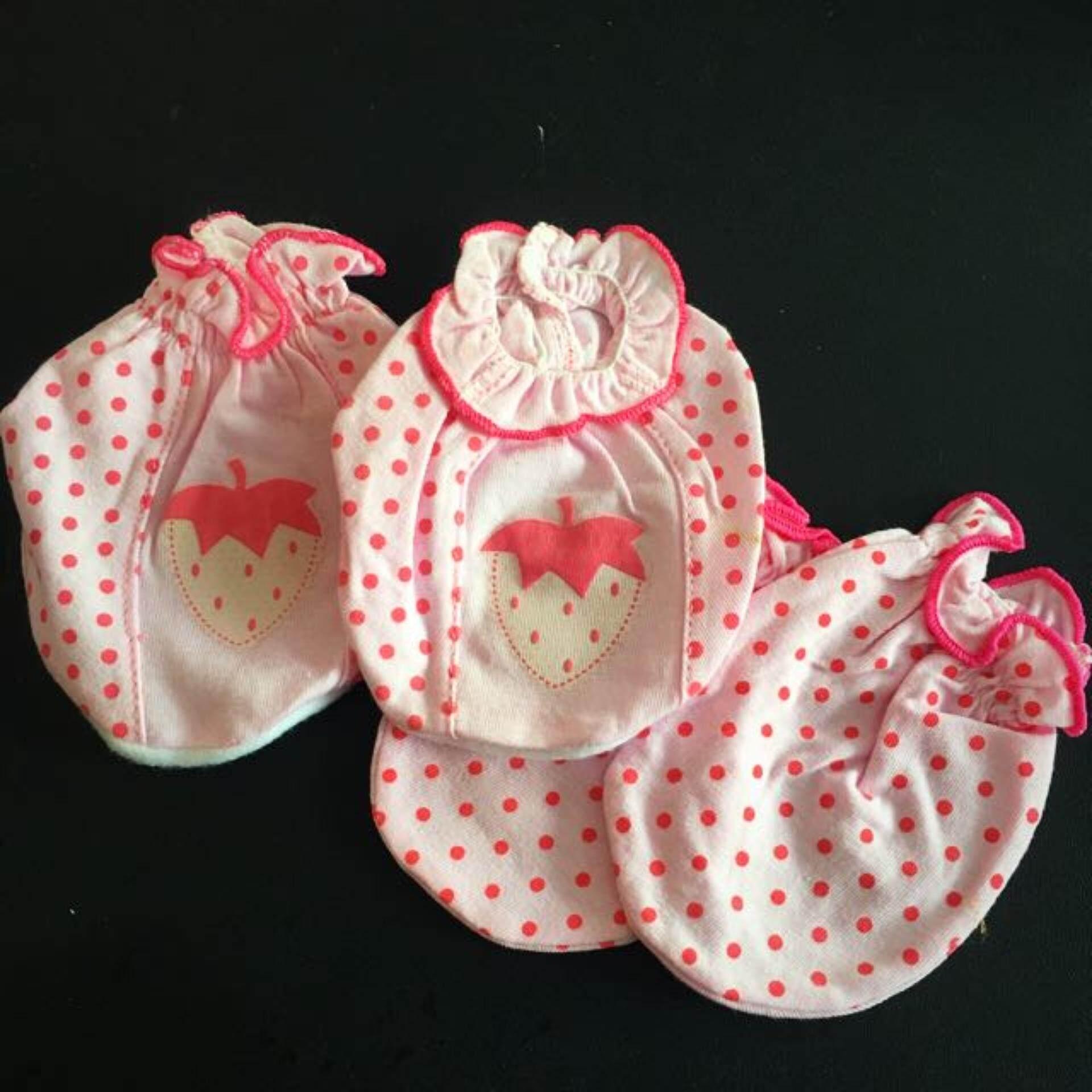 Buying Iq Baby Strawberry Teether Gigitan Bayi Moif Gigtan Air Girl Mittens Booties Pink