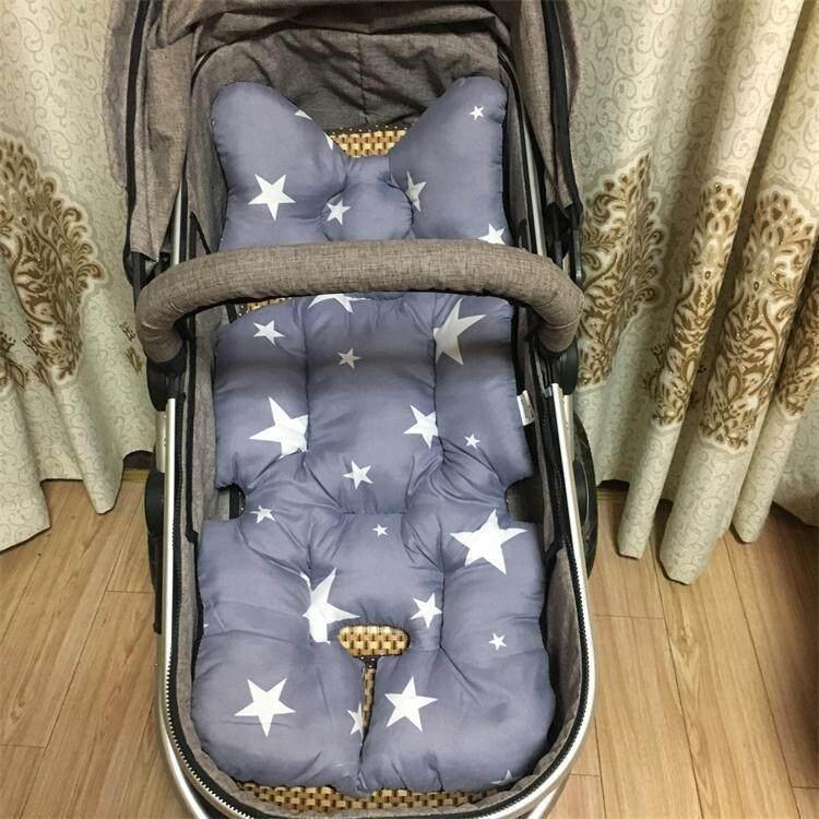 Bayi Pengaman Bayi Mobil Kursi Stroller Alas Bantal Empuk Kapal Tikar Kepala Leher Tubuh Penopang Bantal
