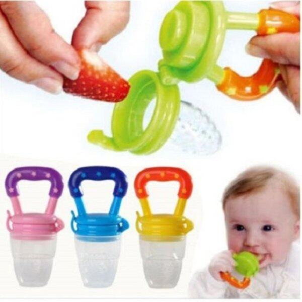 Baby Milk Fruit Juice Feeder Pacifier - (6-9 months Size M)