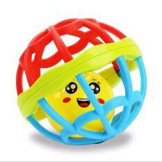 Kid Rattle Activity Toy Bendy Ball Educational Toys By Bluegeon.