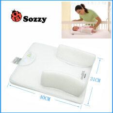 Baby Sleeping Mat Cribs Sleep Pillow Stand Up Anti-Spit Milk Pillow By Wonderful U Store.