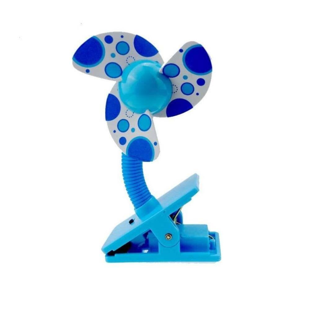 【BABY store】New Arrival Baby Stroller Cart Folder Fan Crib USB Battery Dual Purpose Fan Singapore