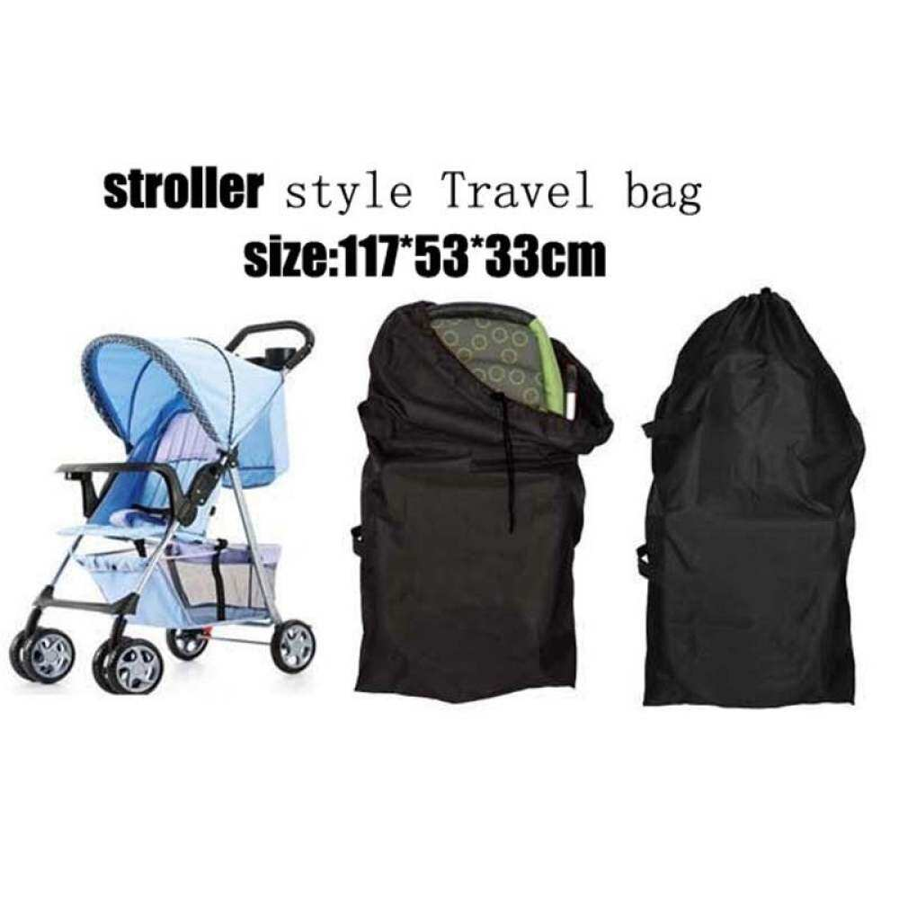 [HSGA16RS] Baby stroller Covers baby stroller Travel bag Baby pram protection size 53 B- stroller - 117 bag * * accessories 33cm Singapore