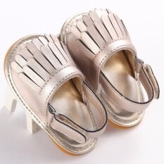 Baby Shoes Straightforward Summer Baby Girls Kids Cool Crib Shoes Tassel Anti-slip Soft Sole Prewalkers Volume Large